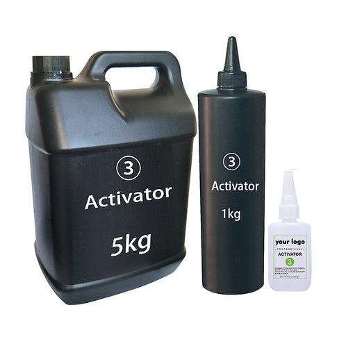 5kg 1kg Wholesale Activator Sealer Protector for Nail Dip Powder System
