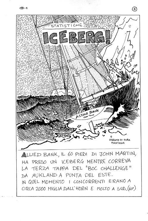 iceberg! - 4 tavole