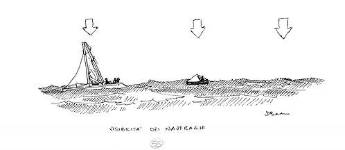 Visibilità dei naufraghi