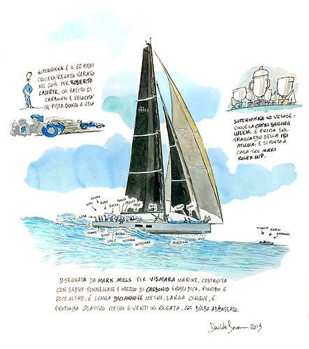 il ritratto della tua barca