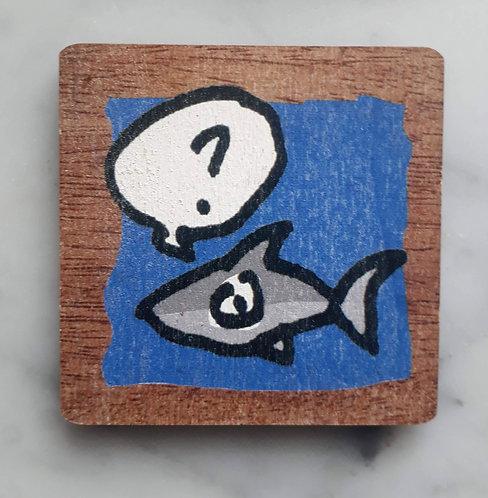 Magneti su legno 6x6