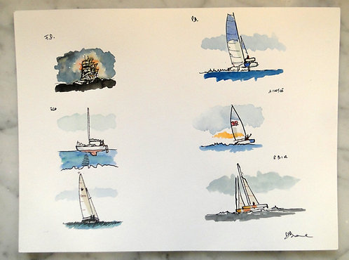 Agenda del marinaio 2018 / 6