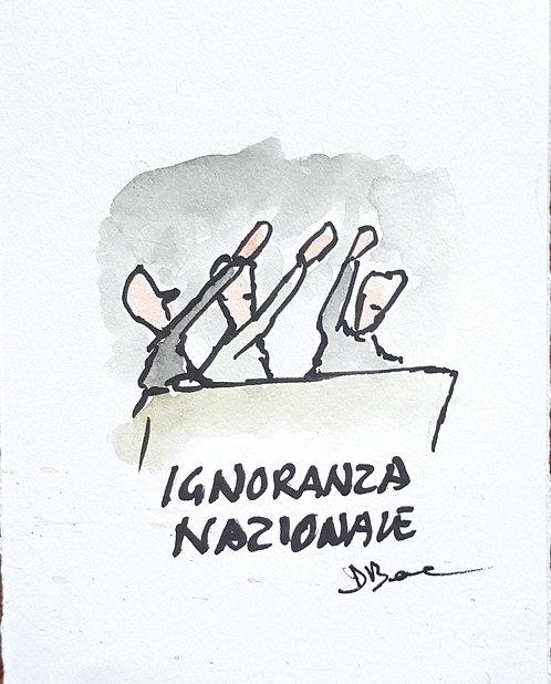 Ignoranza Nazionale