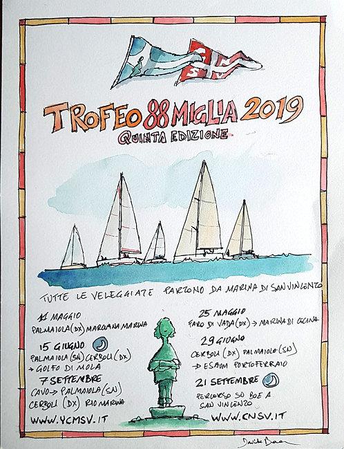 Trofeo 88 miglia 2019