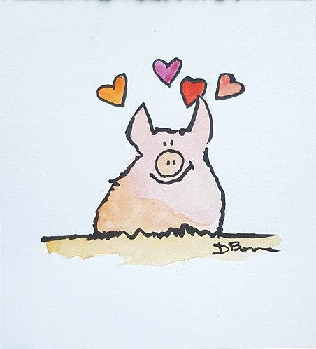 I Pig you