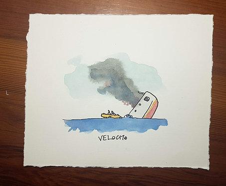 Le virtù dei marinai - Velocità