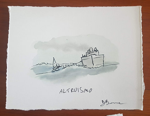 Le virtù dei marinai - Altruismo