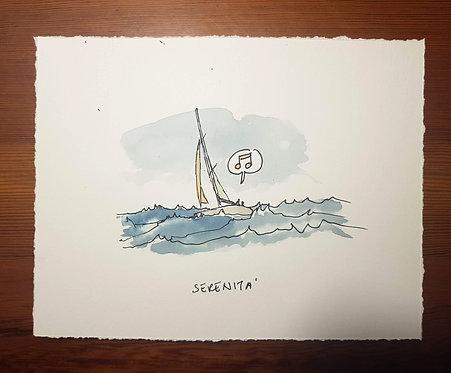 Le virtù dei marinai - Serenità