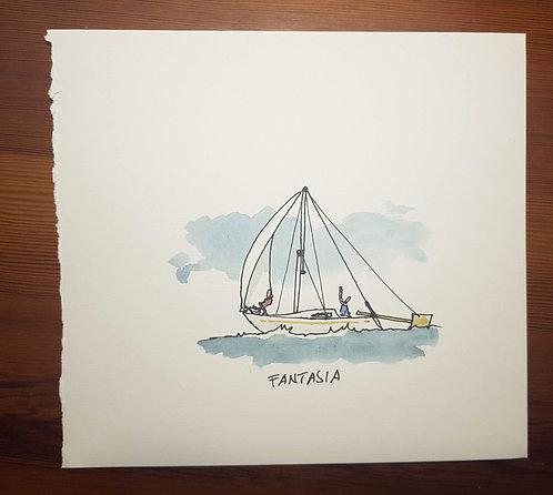 Le virtù dei marinai - Fantasia