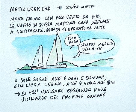 Meteo Week-end 5