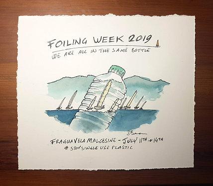 Foiling Week