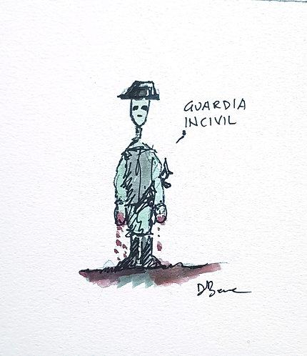 Guardia incivil