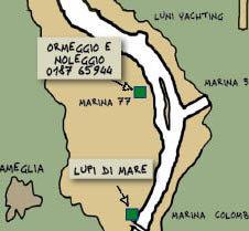 Citazione di quattro righe e segnalazione sulla mappa