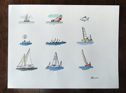 Agenda del marinaio 2018 / 1