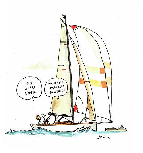 Barca buffa