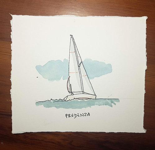 Le virtù dei marinai - Prudenza
