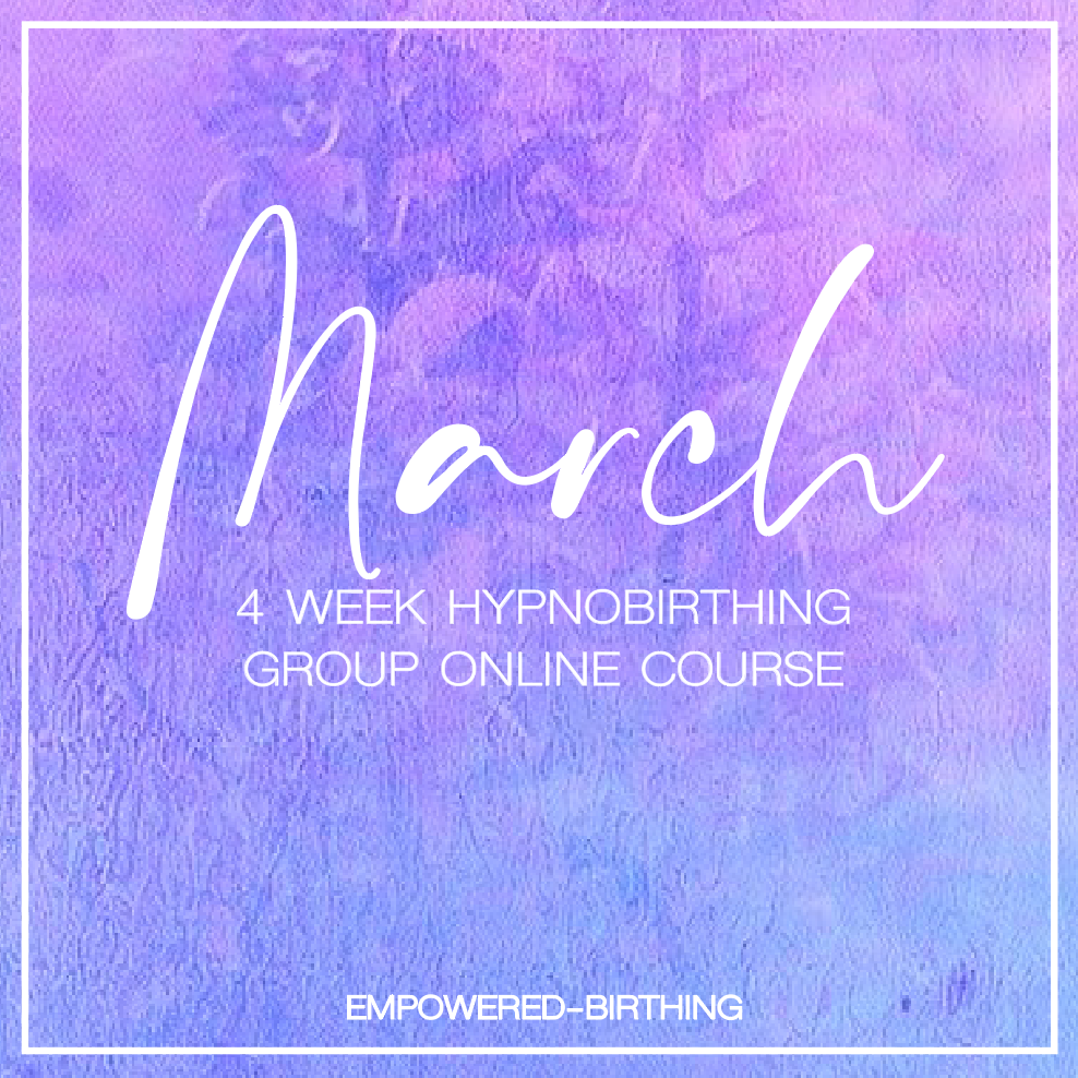 MARCH 4 WEEK GROUP COURSE