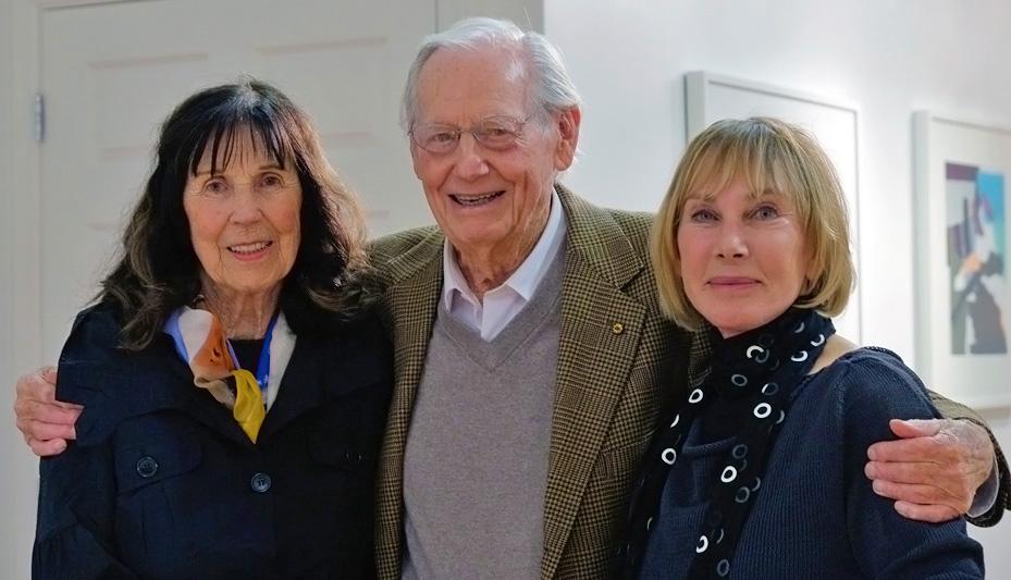Mr. and Mrs. Wayne Theibaud & Susan