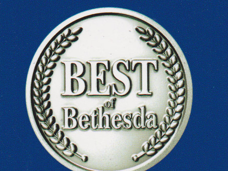 Best of Bethesda: Sports and Orthopaedic Therapy Services, LLC named A Top Vote Getter!