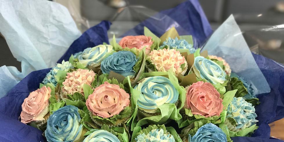 Beginning Beautiful Buttercream Bouquets  (1)