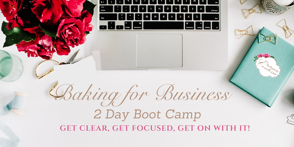 Baking for Business  - 2 Day Virtual Bootcamp
