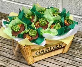 Veggie garden planter