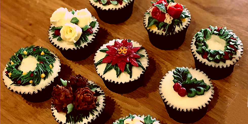 The 12 Cupcakes of Christmas