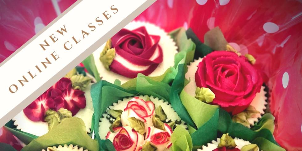 Romantic Roses Valentines Bouquet  - Live