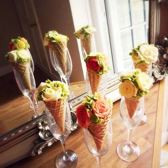 'Icecream Cones'