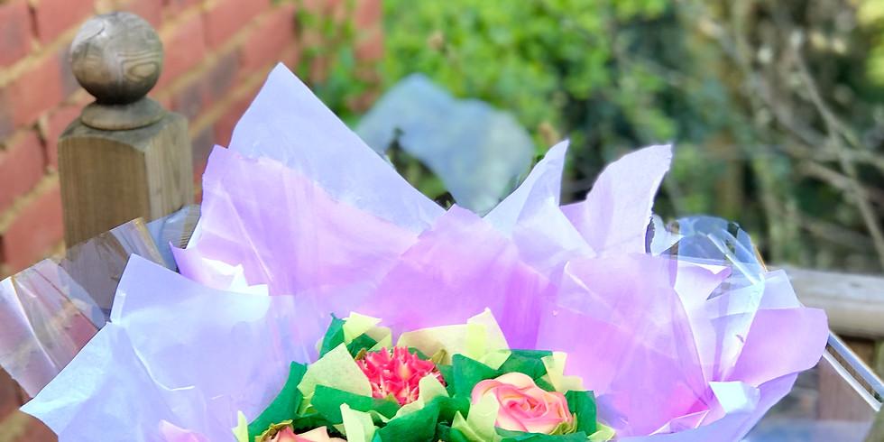 Beginning Beautiful Buttercream Bouquets  1