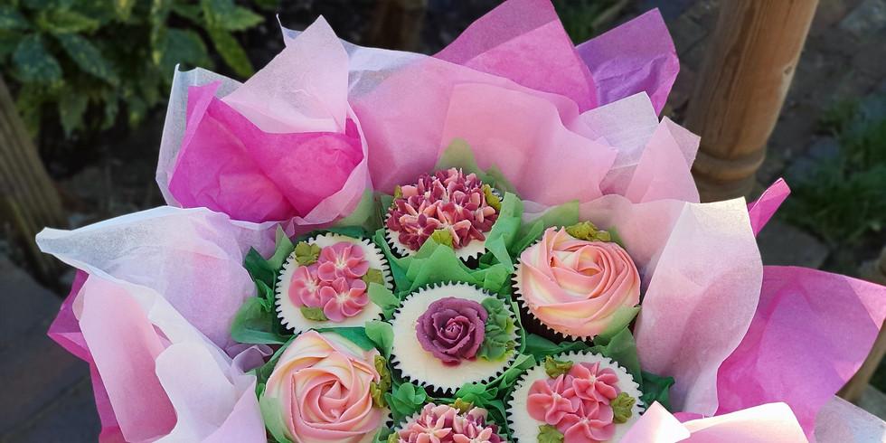 Beginning Beautiful Buttercream Bouquets