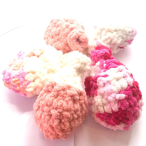 Crocheted Water Balloons