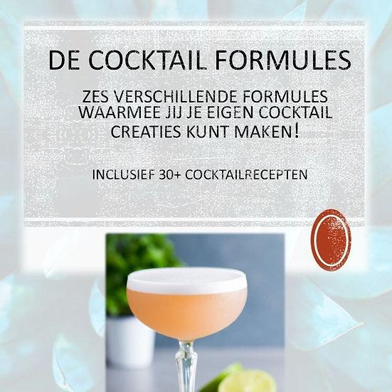 eBook: De Cocktail Formules