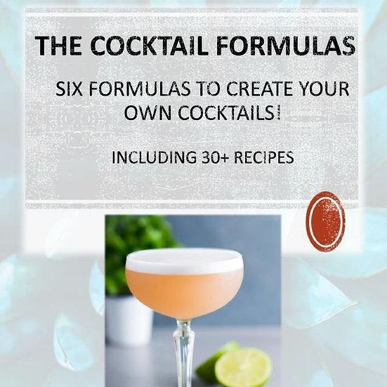 eBook: The Cocktail Formulas