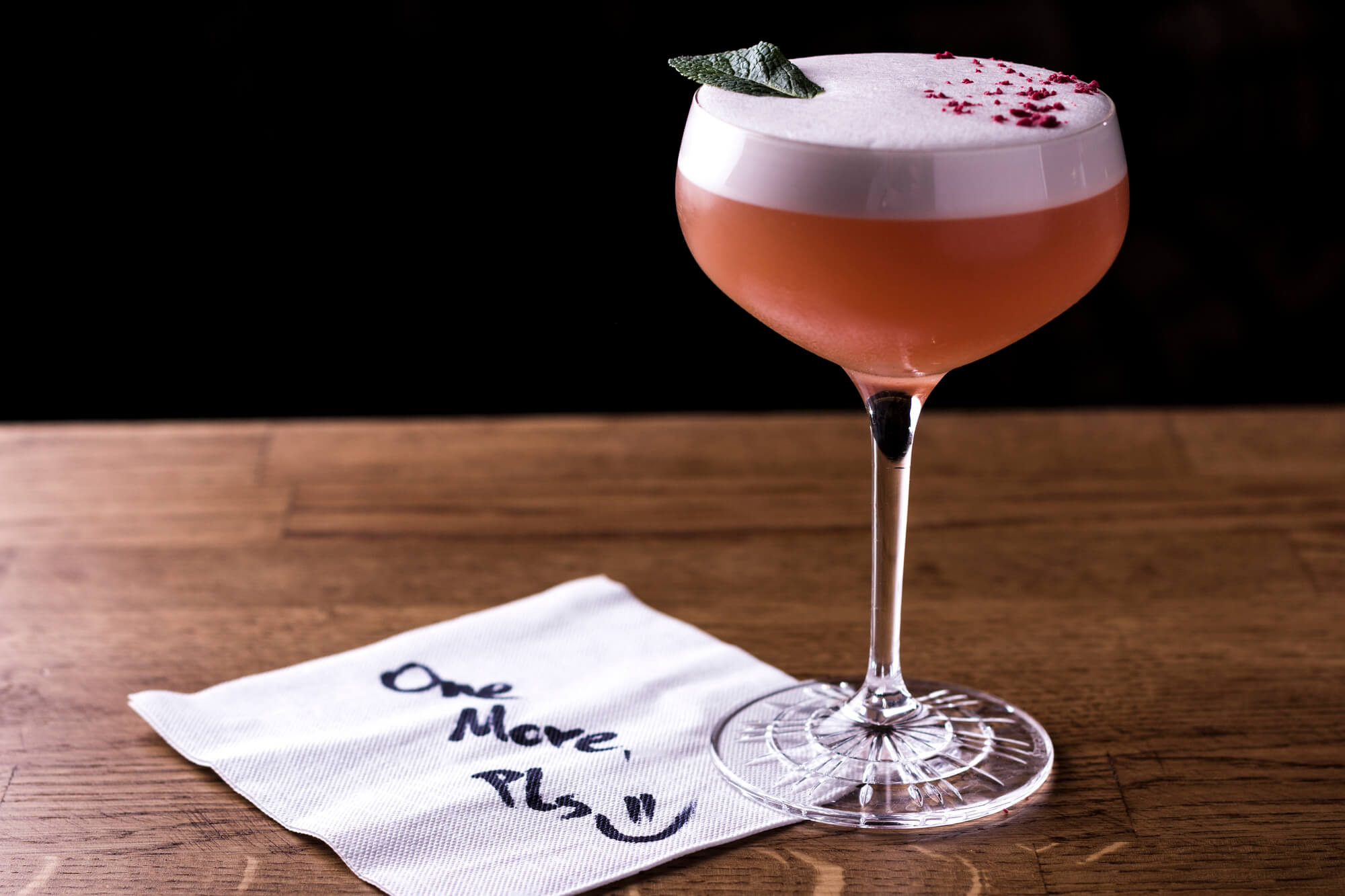 Cocktailkaart op maat