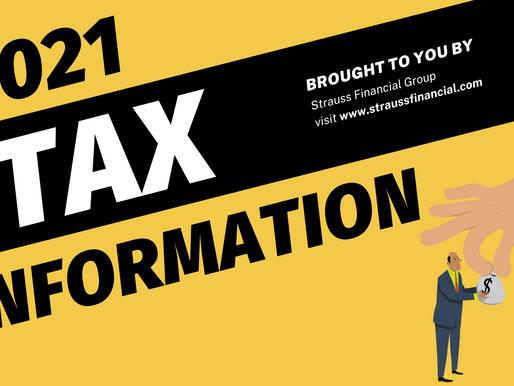 2021 Tax Information