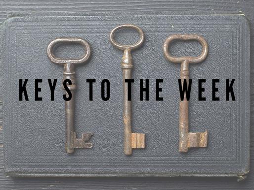 3 Keys to the Week - February 12, 2021