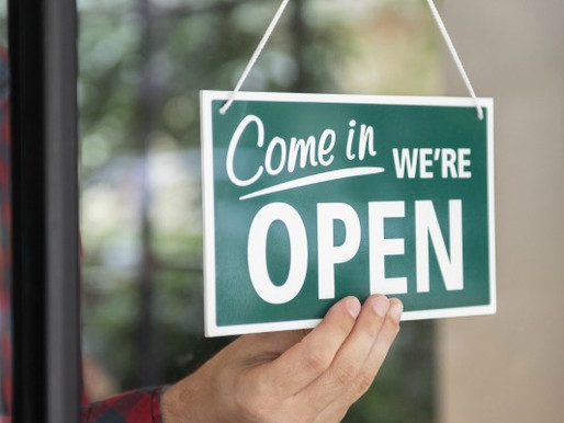 Market Moves - Open for Business