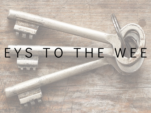 3 Keys to the Week - March 26, 2021