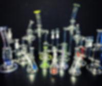 glass, waterpipe, rig, oil rig, concentrate rig, haggard glass, haggard, borosilicate