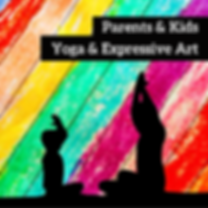 Yoga & Expressive Art, Parents & Kids.pn
