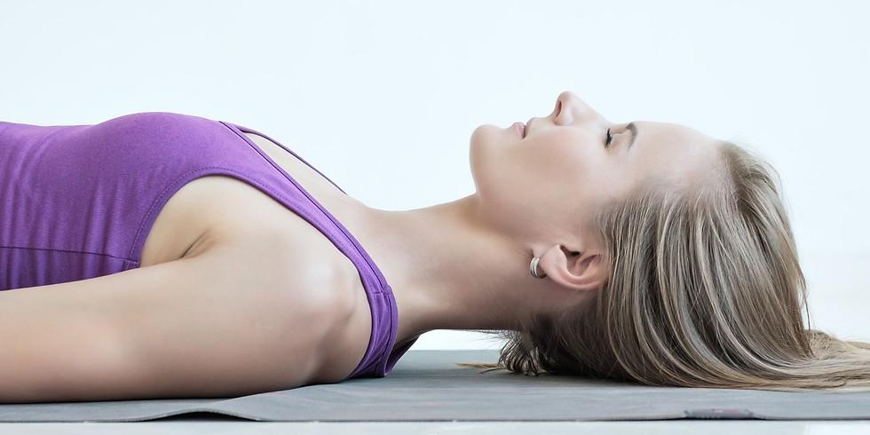 Restorative Yoga Charmhaven   Sleep Series April 2021