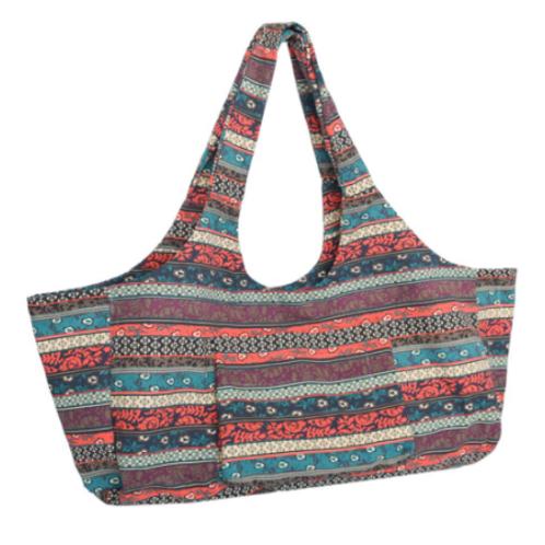 Yoga Bolster Bag - Patterned