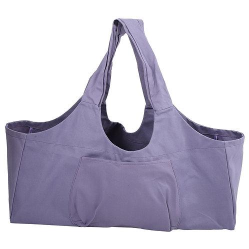 Yoga Bolster Bag - Purple