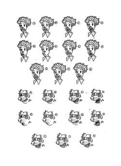 Mouth Chart