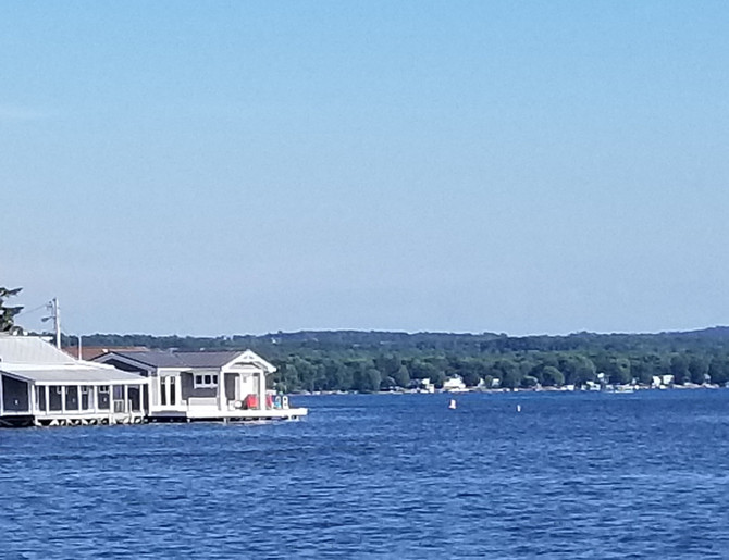 Lake Notes by Mary... Canandaigua Lake Real Estate Market Update