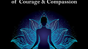 Book Review: Yoga of Courage and Compassion by William Yang