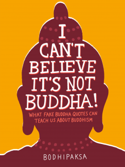 Review: I Can't Believe It's Not Buddha