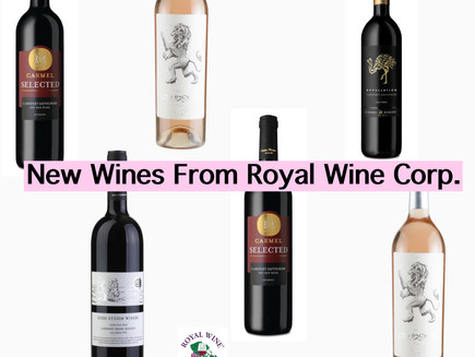 New Wines For Spring