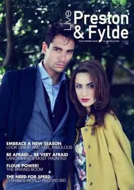 Live Preston & Flyde Cover